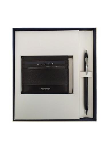 Cross  Century Kartlık Tükenmez Kalem Set ac028077-2-at0082-77 Renkli